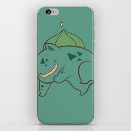 Pokemon: Bulbasaur! iPhone Skin