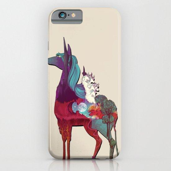 The Last Unicorn iPhone & iPod Case