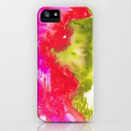 Intuitive - Karla Leigh Wood iPhone Case