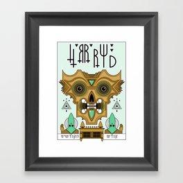 HRRRWD Framed Art Print