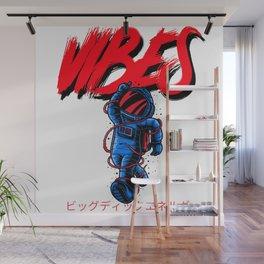 VIBES BDE Spaceman Wall Mural
