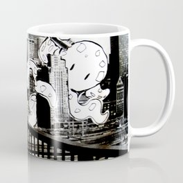 New to Town: Octopus II Coffee Mug