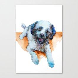 DOG#17 Canvas Print