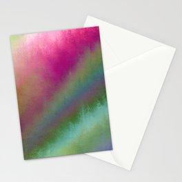 Color Burst - Flower Field Stationery Cards