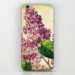 May Lilacs iPhone Skin