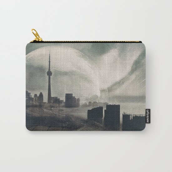 Outside the Bubble Carry-All Pouch