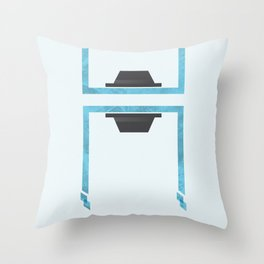 Breaking Bad: Heisenberg - Impeccable quality Throw Pillow