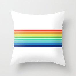 Vintage T-shirt No14 Throw Pillow