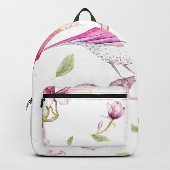 Spring is in the air #37 Backpack
