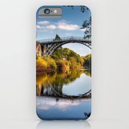 IronBridge Shropshire iPhone Case
