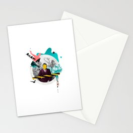 Mental Note #3 Stationery Cards