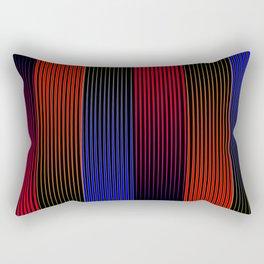Carlos Cruz-Diez Fanfic Rectangular Pillow