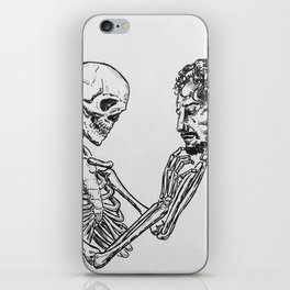 """Not to be"" by Mauri iPhone Skin"