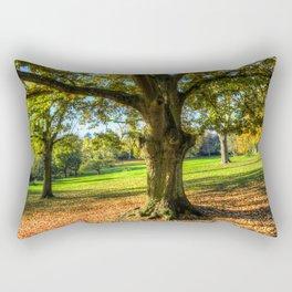 Autumn In England Rectangular Pillow