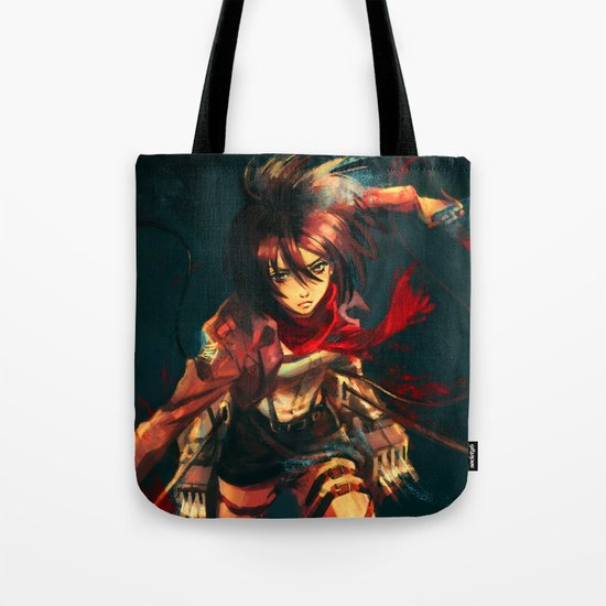 Worth a Hundred Soldiers Tote Bag