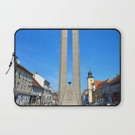 Cluj Memorandum Monument Laptop Sleeve