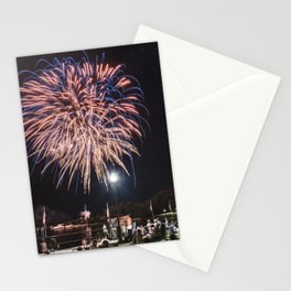 Gloucester Fireworks #2 Stationery Cards