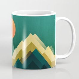 Gold Peak Coffee Mug