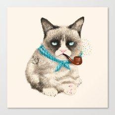 Sailor Cat IV Canvas Print