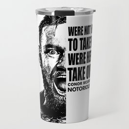 Conor Notorious Travel Mug