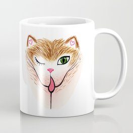 Vulvacat Duo Coffee Mug