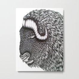 Boris Metal Print