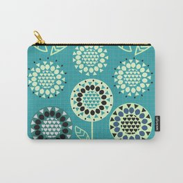 Floral romance Carry-All Pouch