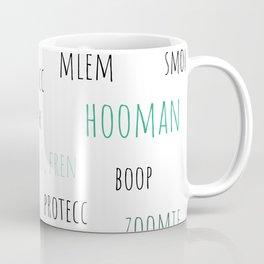 Doggo Speak Coffee Mug
