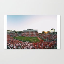 NC State Canvas Print