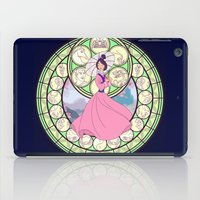mulan iPad Cases featuring Mulan by NicoleGrahamART