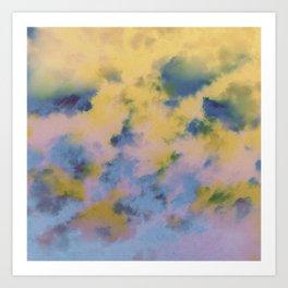 Cloud Dreams Art Print