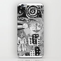 alice's dreams iPhone & iPod Skin