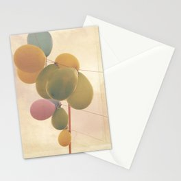The Vintage Balloons Stationery Cards