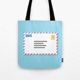 #46 Airmail Tote Bag