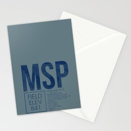 MSP Stationery Cards
