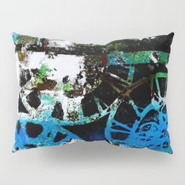 Faded Times Pillow Sham