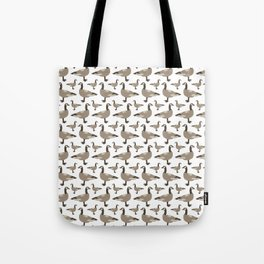 A Gaggle of Geese Tote Bag