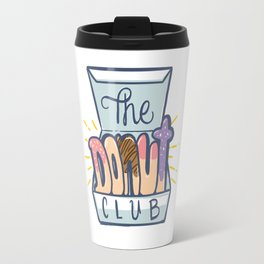 The Donut Club Travel Mug