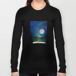 Open Your Imagination Long Sleeve T-shirt