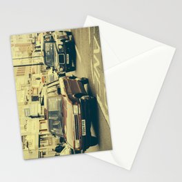 London Taxis Stationery Cards