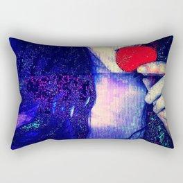 Circuit Siren Rectangular Pillow