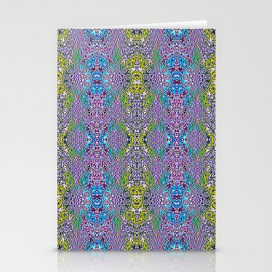 Peaceful Garden Stationery Cards