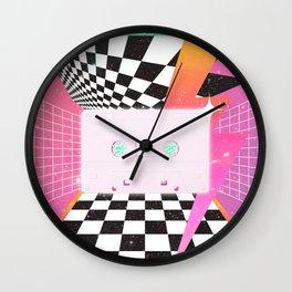 Cassette (feat. Marta Macedo) Wall Clock