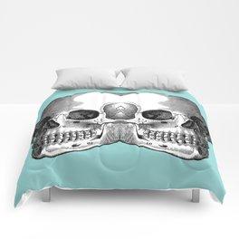 Double Trouble / PASTEL TURQUOISE Comforters