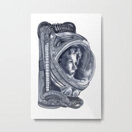 Ripley Metal Print