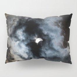 Partial Solar Eclipse Pillow Sham