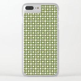 HERBARIUM 56 Clear iPhone Case