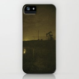 Middle of Nowhere iPhone Case