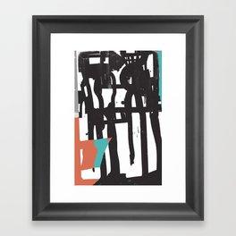 TEIMO Framed Art Print