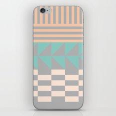 Opostos iPhone & iPod Skin